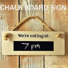 don t forget to chalk board sign