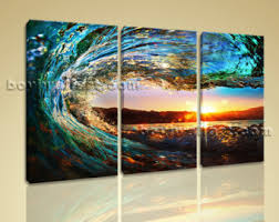 large 3 pieces canvas prints gallery wrapped wall art surf sunset glow framed large sunset wall art bedroom corduroy on 3 piece framed wall art for sale with large 3 pieces canvas prints gallery wrapped wall art surf