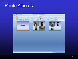 powerpoint photo albums exploring microsoft office powerpoint ppt download