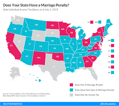 Marriage Penalty Does Your State Have A Marriage Tax Penalty