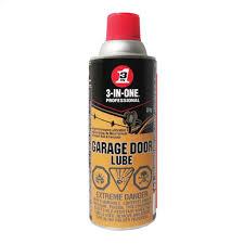 3 in 1 311 g aerosol can garage door lube