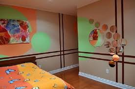 Find the Best Interior Paint Ideas : Creative Interior Paint Design Ideas