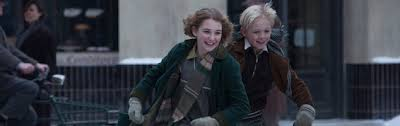 exclusive author markus zusak on the book thief movie what kind of conversations did you have director brian percival and screenwriter michael petroni about the process of adapting