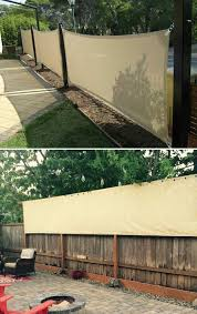 ideas for adding privacy to backyard oasis