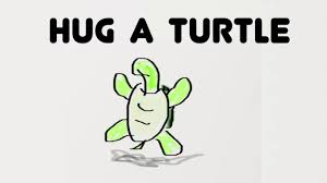 hug a turtle parry gripp