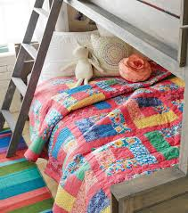 twin size quilt. Perfect Twin How To Make Twin Size Block Quilt Intended L