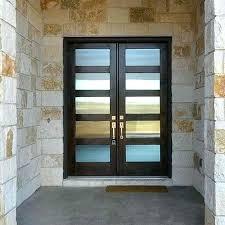 double front door. Modern Front Double Doors Superb Entry Glass Door