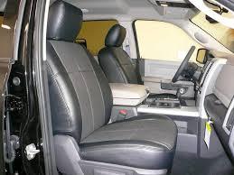 clazzio clazzio leather seat covers dodge ram 2009 2010 crew cab