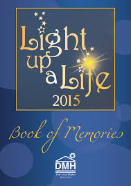 Milford Hospice Light Up A Memory Light Up A Life Book Of Memories By Douglas Macmillan