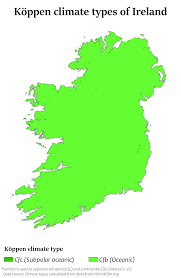 Weather Temp Conversion Chart Climate Of Ireland Wikipedia