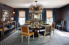 9 Rooms that Mix Traditional & Contemporary Styles