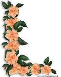 Small Picture Latest Flowers Border Design Arts Pinterest Border design
