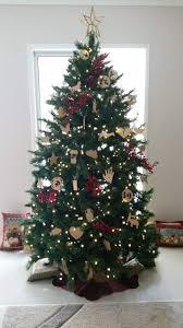 60 Wall Christmas Tree  Alternative Christmas Tree Ideas  Family At Home Christmas Tree