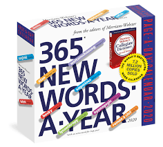 Word 2020 Calendars Amazon Com 365 New Words A Year Page A Day Calendar 2020