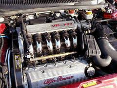 alfa romeo 156 2 5 l v6 engine