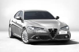2016 Alfa Romeo Giulia Imagined as an Entry-Level Model ...
