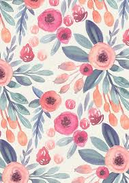 Flower Pattern Wallpaper Fascinating Love In Pink By Irtsya Pattern Pinterest Wallpaper Patterns
