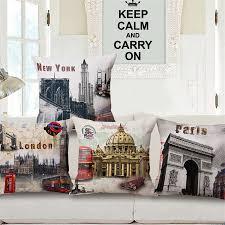 vintage retro pillow london promotion shop for promotional vintage