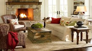 Pottery Barn Living Room Deep Button Tufts And Plush Details Pottery Barn Living Room