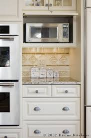 Kitchen Microwave Cabinet The 25 Best Ideas About Microwave Cabinet On Pinterest