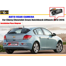 popular chevrolet cruze backup camera oem buy cheap chevrolet car camera for chevy chevrolet cruze hatchback liftback 2013 2015 rear view camera hd ccd