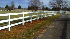 brown vinyl horse fence. What Makes Our Vinyl Ranch Rail Superior To Other Products? Brown Horse Fence E