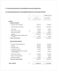 Sample Of Profit And Loss Statement For Self Employed Free 30 Profit And Loss Statement Examples Samples In