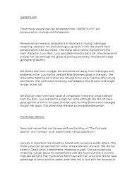 essay moral values fruitcake special mfacourses730 web fc2 com essay moral values fruitcake special