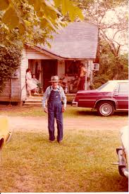 edward bascom bud barnes celebrates father s day may 1984 with his family at his home geneva co rd 45 high bluff geneva county alabama