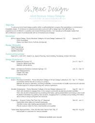 Interior Design Resume Interesting Resume Interior Designer Kenicandlecomfortzone