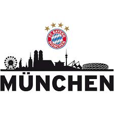 Father of albrecht iii von wittelsbach; Wandsticker Fcb Skyline Mit Logo 60 X 30 Cm Fussballverein Fc Bayern Munchen Mytoys