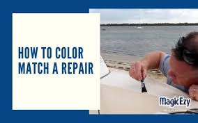 Magicezy Color Chart Heres How To Color Match To Achieve A Perfect Repair Magicezy