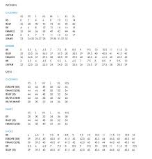 54 Explanatory Helly Hansen Sizing Chart Uk