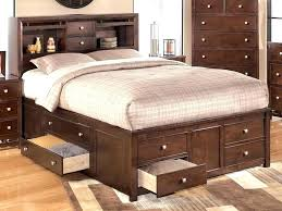 storage bed with trundle king size bed frame with drawers plans full size storage bed with storage bed with trundle