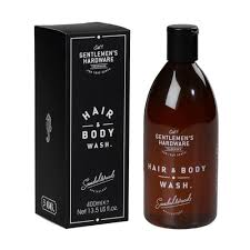 selected color gentleman s hardware apothecary hair and body wash sandlewood
