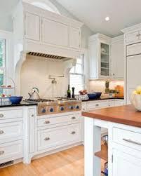 benjamin moore palladian blue walls white dove cabinets david sharff aia traditional kitchen boston david sharff architect p
