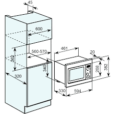standard microwave size.  Size Microwave Sizes Size Standard Kitchen  Dimensions Cubic Feet Depth Cm With 3