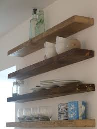 Kitchen Wall Shelf Floating Shelves For Kitchen Fun Kitchen With Floating Shelves