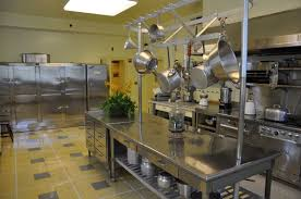 Industrial Kitchen Kitchen