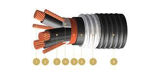 Vfd Cable Ampacity Chart Csa Armoured Vfd Aia Multi Conductor 1000v Shawcor