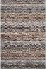 Striped area rug White Striped Wayfair Latitude Run Keith Grey Stripes Area Rug Reviews Wayfair