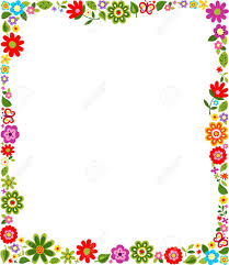 Small Picture Cute Floral Border Pattern Royalty Free Cliparts Vectors And