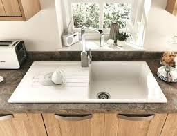 Granite Composite Sink Vs Stainless Steel Sensational Sinks Lamona White  Single Bowl Home Design 17 Granite Composite Sink Vs Stainless Steel R92