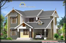 house elevation sq ft home appliance kerala style houses and plan beautiful villa october sqft full