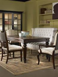 dining room table with upholstered bench. Dining Room Table With Upholstered Bench Designs