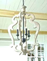 distressed wood cream chandelier mesmerizing white s wooden french shabby ch distressed wood chandelier