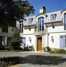 french house lighting. French Cafe Style Exterior Mediterranean With Copper Gutters Oak Door House Lighting R