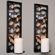 elegant decorative wall sconces candle holders 1