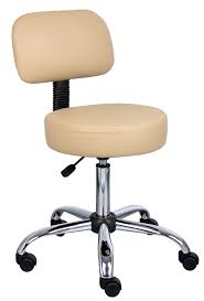 bedroomexcellent boss chairs beige caressoft medical stool w back cushion office task chair cushion lovely beige boss workspace home office