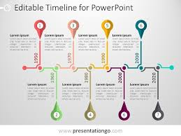 Power Point Time Line Template Powerpoint Timeline Template Presentationgo Com